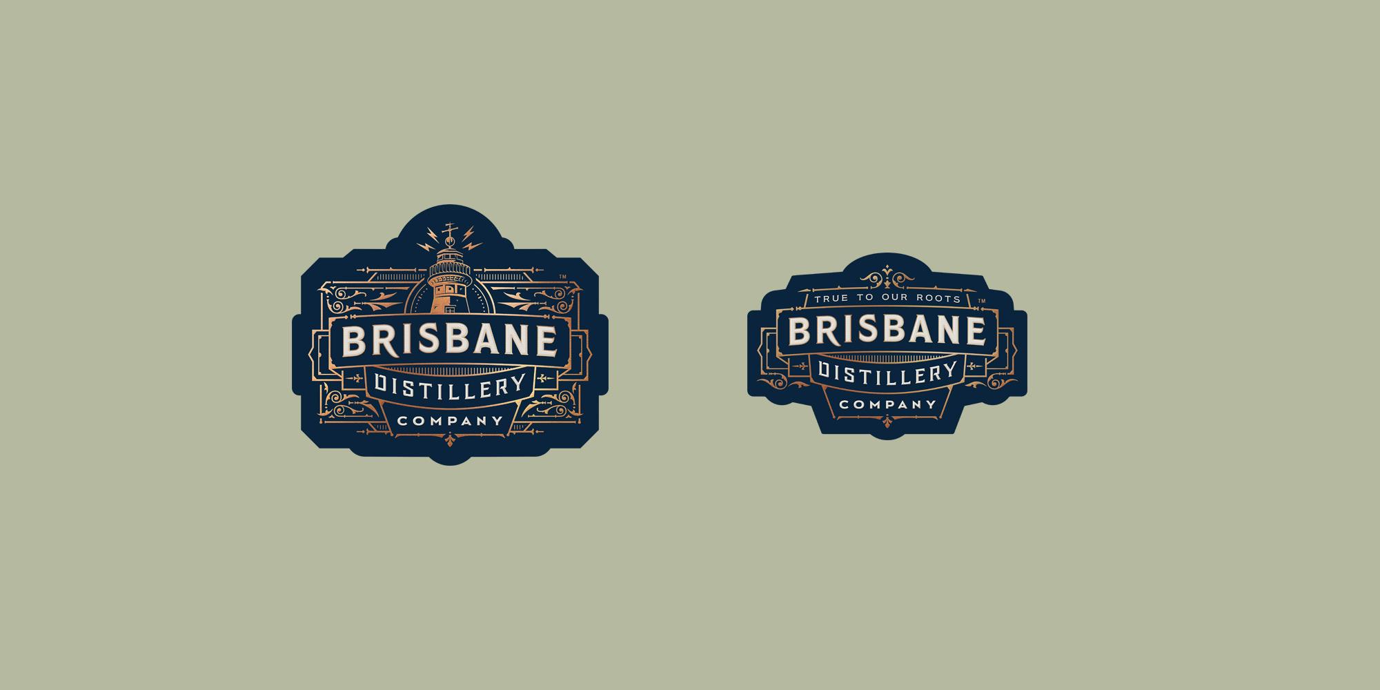 Alchohol Spirit packaging branding tool kit logos