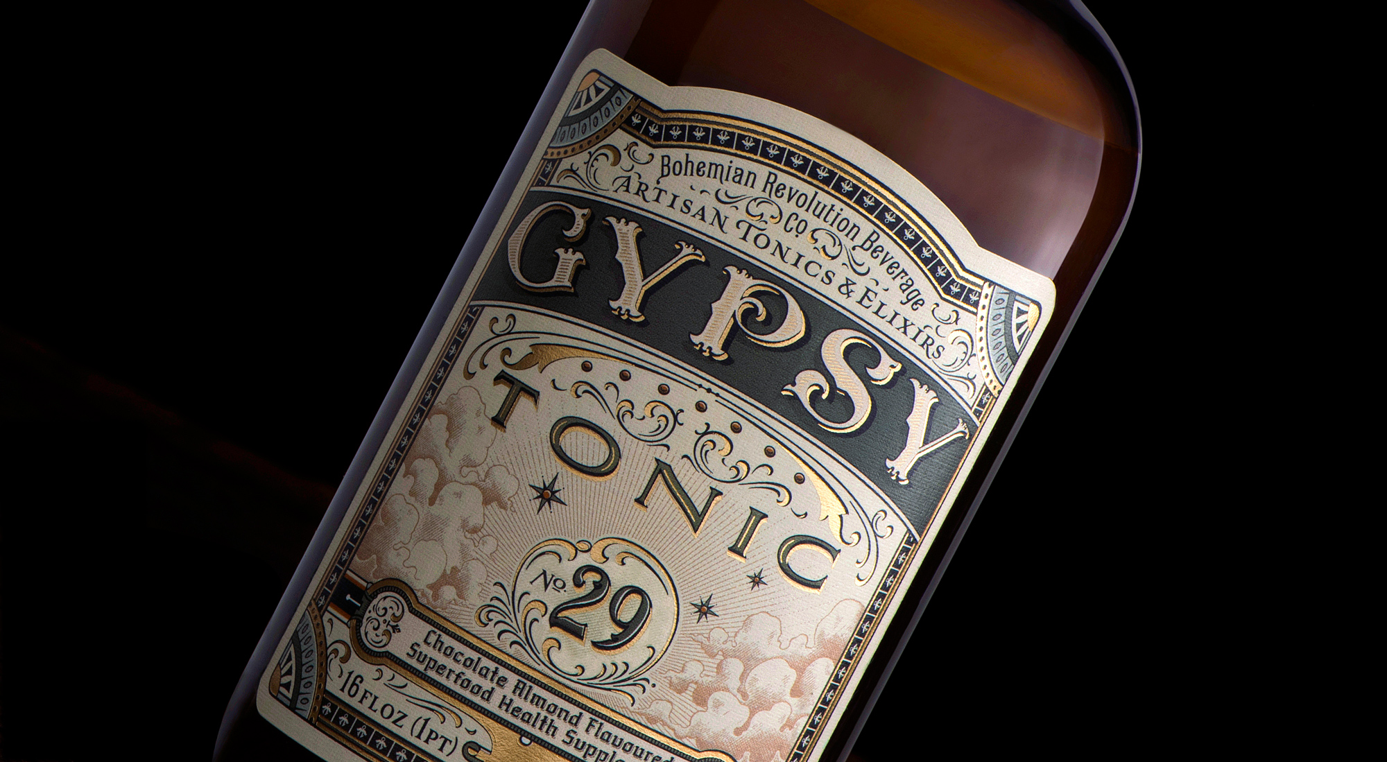Gypsy Tonic_Close up label _1