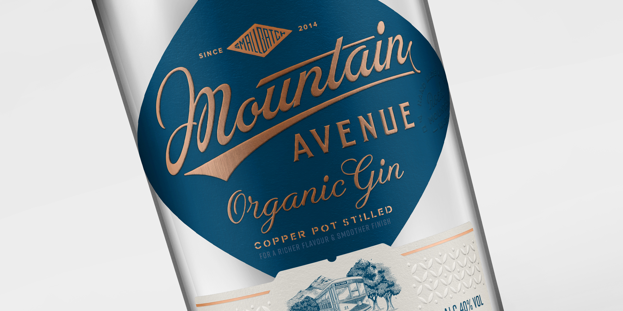 Mountain Avenue Gin